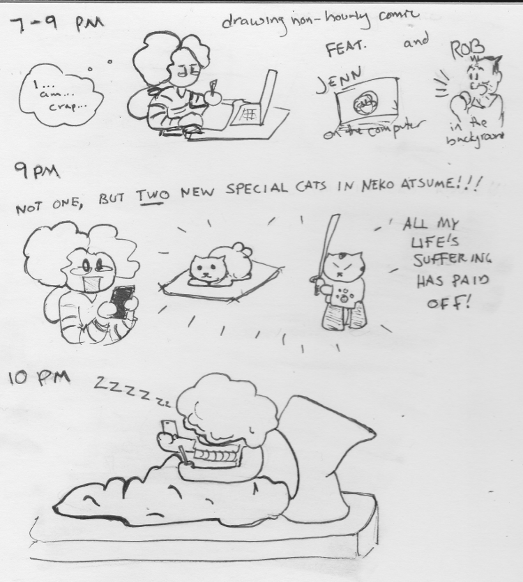 Hourly Comics 2017 4