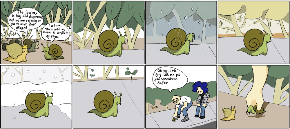 Snail Saga