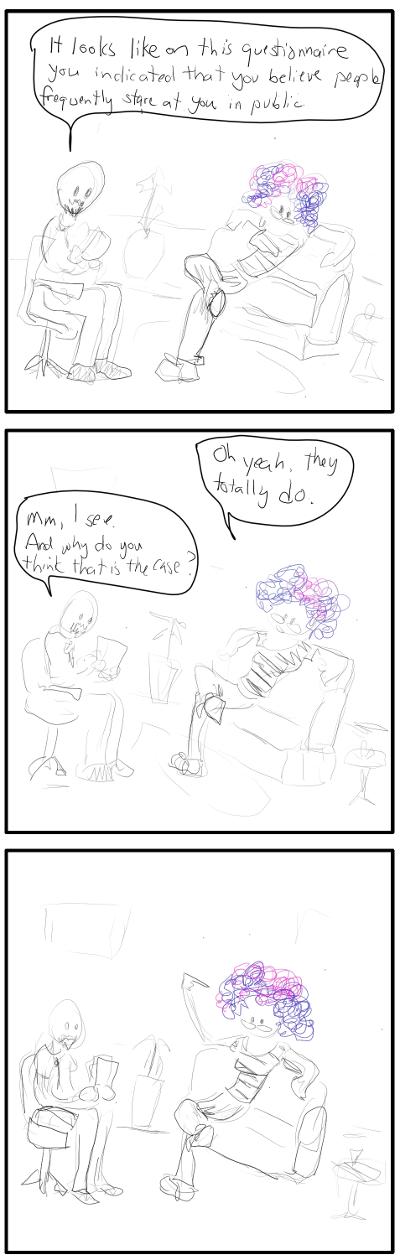 Social Paranoia