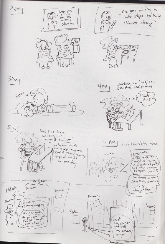 Hourly Comics 2015 6